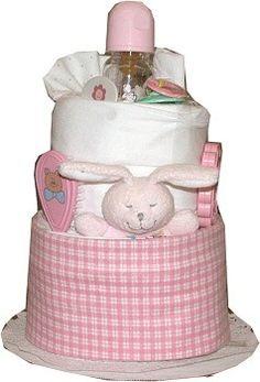 Blanket/Diaper cake