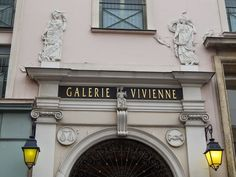 Galerie Vivivenne. Tips for Paris