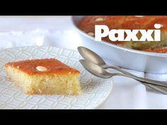 Σάμαλι σιροπιαστό αρωματισμένο με ροδόνερο και μαστίχα, πολύ εύκολο για αρχάριους με σίγουρη επιτυχία. Greek Recipes, Pudding, Lenten, Desserts, Youtube, Food, Cakes, Meal, Custard Pudding