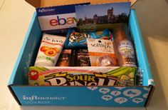 the campus Vox Box from influenster
