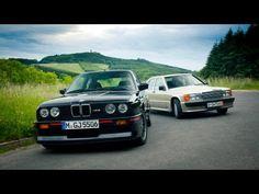 BMW E30 M3 Vs Mercedes-Benz 190E 2.3-16! - Head 2 Head Episode 12