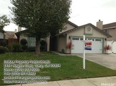 This shows like a model! Regular sale. 3 bedroom 2 baths, formal dining and living room. Kitchen opens to a cozy family room with fireplace. RV parking, covered patio.  ReMax Property Professionals  2451 Naglee Road, Tracy, CA 95304  Direct: (209) 833-9000  http://tracyproperties.com/  brokers@tracyproperties.com  $259,000