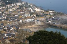 Mousehole View - Cornwall Guide Photos