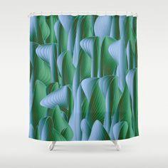 Supernature Shower Curtain by Angelo Cerantola - $68.00