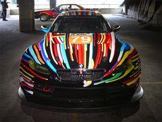 Bmw Art Car Design - http://tv.cebretz.com/bmw-art-car-design