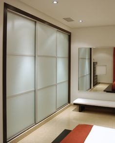 Install Slab Closet Doors, this is even better...
