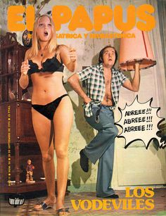 Spanish language magazine