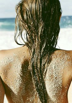 Sandy hair . Story of my life.just can't stop it from happening