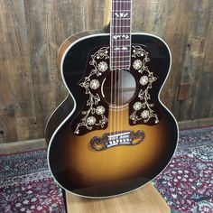 "Bob Dylan Gibson SJ-200 ""Player's Edition"""