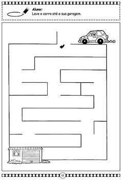Free printable maze worksheet for preschool kids Mazes For Kids Printable, Printable Preschool Worksheets, Free Kindergarten Worksheets, Kids Mazes, Fun Worksheets For Kids, Toddler Worksheets, Kindergarten Crafts, Preschool Writing, Preschool Activities