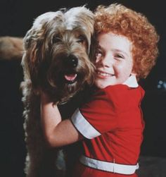 Annie ❤ .. Years ago me and my BFF would sing  our hearts out with this movie! I remember my mom took me to see it at a theater in Costa Mesa. So long ago.