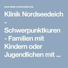 Klinik Nordseedeich - Schwerpunktkuren - Familien mit Kindern oder Jugendlichen mit Down-Syndrom