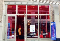 ICFF, the Design Week in NYC has started, come to experience AS at Cappellini showroom in Soho!
