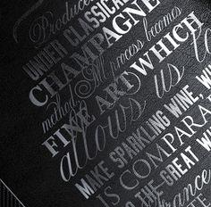 LOVE mixing fonts!
