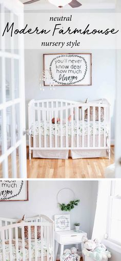 119 Best Gender Neutral Nursery Ideas images in 2019 | Crib ...