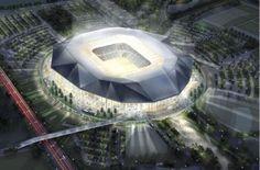 Stade des Lumières - L'Olympique Lyonnais en VIP, salons et espaces privatifs pour inviter vos clients !