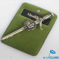 MacBean Kilt Pin