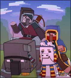 Video Minecraft, Minecraft Drawings, Minecraft Comics, Minecraft Mobs, Minecraft Pictures, Minecraft Funny, Amazing Minecraft, Minecraft Fan Art, Minecraft Skins