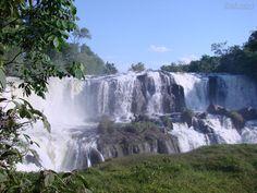 Cachoeira do Rio Araguaia - Brazil
