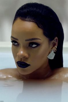 Shades Of Blackness : Rihanna