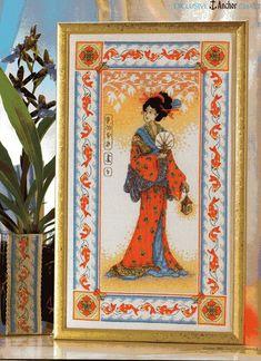 Golden Geisha 01A