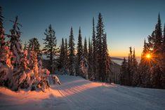 Last light at Silverstar by Viktoria Haack - Photo 130880705 - 500px