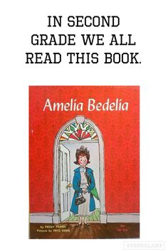 Pinterest: MeshQueen ♡✧♡ i think everyone has pretty much read these books before. #Ameliadoesntthink