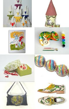 Gifts with Personality (A King Treasury) by Peggy on Etsy--Pinned with TreasuryPin.com