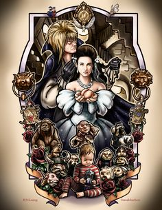 Labyrinth by rnlaing on DeviantArt