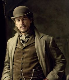 """This photo released by Showtime shows Josh Hartnett as Ethan Chandler in season 1 of """"Penny Dreadful."""" Hartnett plays a troubled American, a gun for hire, en. Josh Hartnett Penny Dreadful, Penny Dreadful Ethan, Penny Dreadful Season 2, Penny Dreadful Tv Series, Nocturne, Penny Dreadful Characters, Showtime Shows, Ethan Chandler, Penny Dreadfull"""