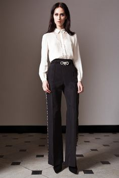 Temperley London   Pre-Fall 2014 Collection   Style.com I can see Cordelia Goode from american horror story in this