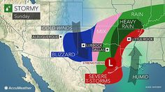 Winter storm to blast central US with blizzard conditions, severe weather and life-threatening flooding