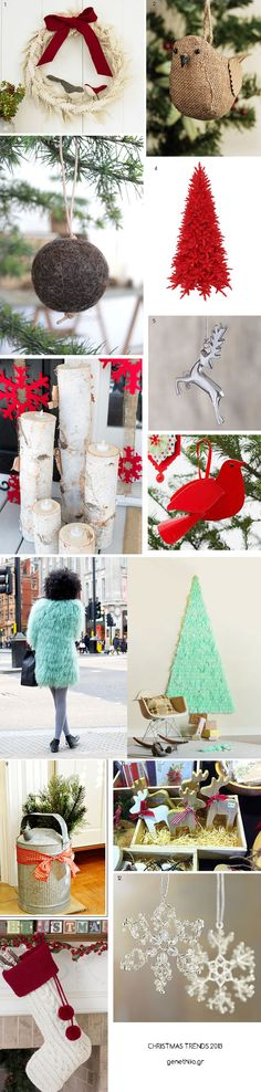 Christmas trends 2013-2014