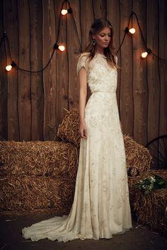 Blossom in Ivory Jenny Packham Bridal 2017
