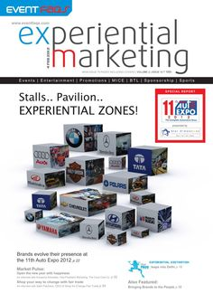 Experiential Marketing  Magazine - Buy, Subscribe, Download and Read Experiential Marketing on your iPad, iPhone, iPod Touch, Android and on the web only through Magzter