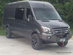 Custom Front Spoiler - Chalmers Automotive Designs
