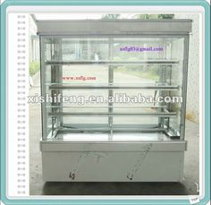 deli case/chocolate display case/ refrigerated bakery display cabinet $2000~$2500