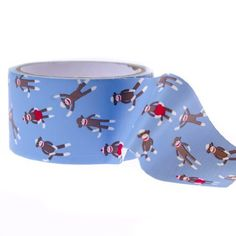 Sock Monkey Duct Tape