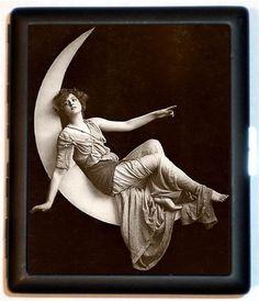 Beautiful Edwardian Era Art Nouveau Beautiful by sweetheartsinner, $9.99