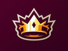 Set of 16 logos / avatars / mascots / illustrations for Xbox live portal Gfx Design, Logo Desing, Game Logo Design, Icon Design, Esports Logo, Crown Logo, E Sport, Anime, Art Logo