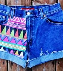 @OnlyIndia #ONLYDenimStyle make ur denims unique with these aztec prints!