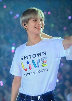 Lee Taemin, Shinee, Magic Hands, Everything About You, A Good Man, The Darkest, Women, Woman