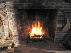 Rumford fireplace design. ...testing of Rumford's designs has shown that their efficiency would qualify them as clean-burning stoves