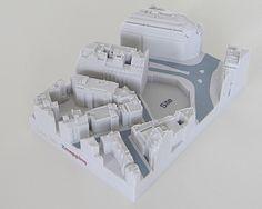 3D Printing Architectural Context Models  3D Printer Log
