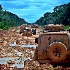 #jeep #muddy #offroading