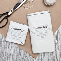 A must have baby gift! #numpfer