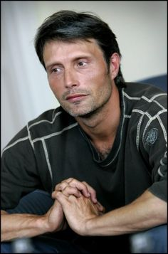 Danish actor Mads Mikkelsen (b. 1965)