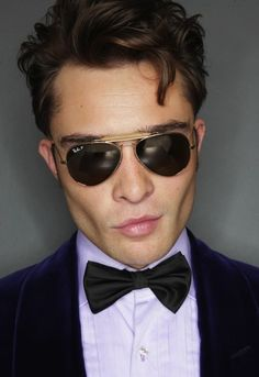 Ed Westwick. Happy birthday to this sexy sexy man!