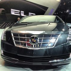 Are you a fan of #Cadillac's all-new ELR?