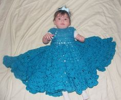 This beautiful dress is such a cute dress for a newborn baby shower gift, Photo prop for pictures, special occasions, and everyday wear. It can be made in a wide variety of colors which makes it perfe